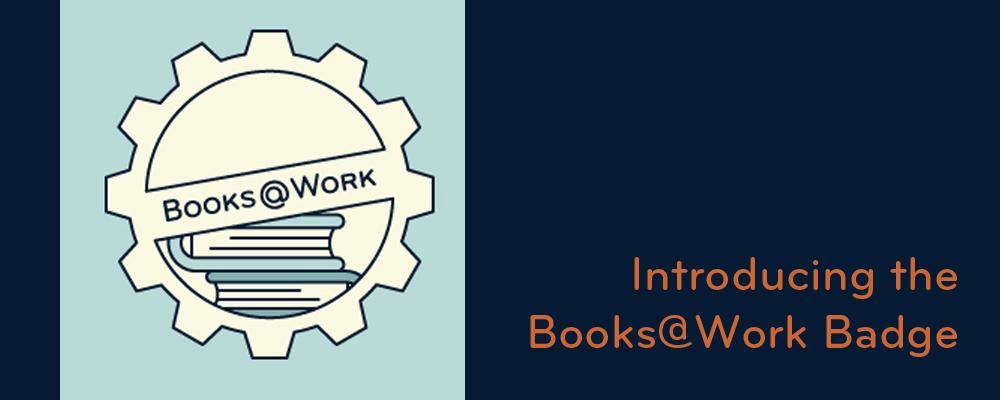 the books work badge