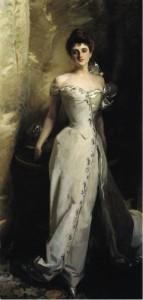 Portrait of Lisa Colt (Mrs. Ralph) Curtis, John Singer Sargent, 1898 (Cleveland Museum of Art)