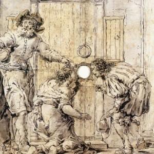 Leonaert Bramer, The Curious Ones, c. 1655, Museum Kunstpalast, Düsseldorf [Public Domain] via Wikimedia Commons