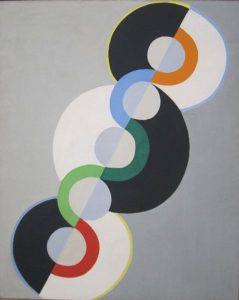 Endless Rhythm_Robert Delaunay