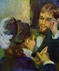 Pierre-Auguste Renoir_Conversation